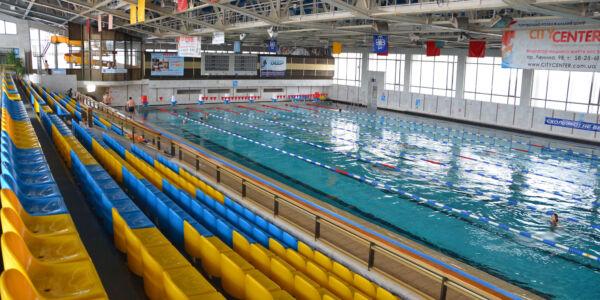 31 октября — закрытие сезона 2017г в бассейне «Водолей»